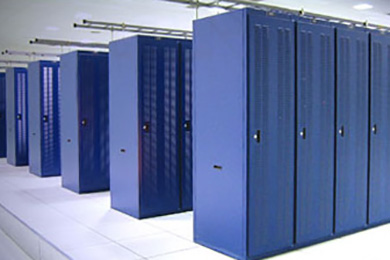 Secure Server Cabinets